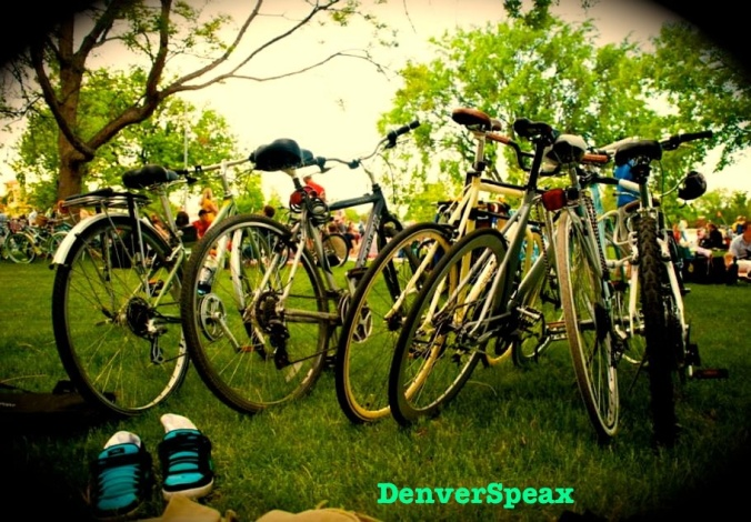 City Park Jazz - Denver Loves Bikes