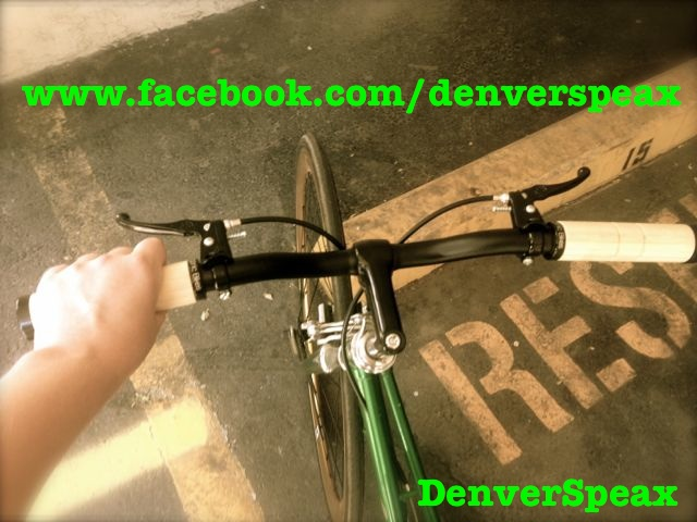 What?! DenverSpeax has a Facebook Page?