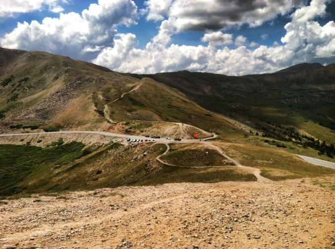 Continental Divide - Loveland Pass