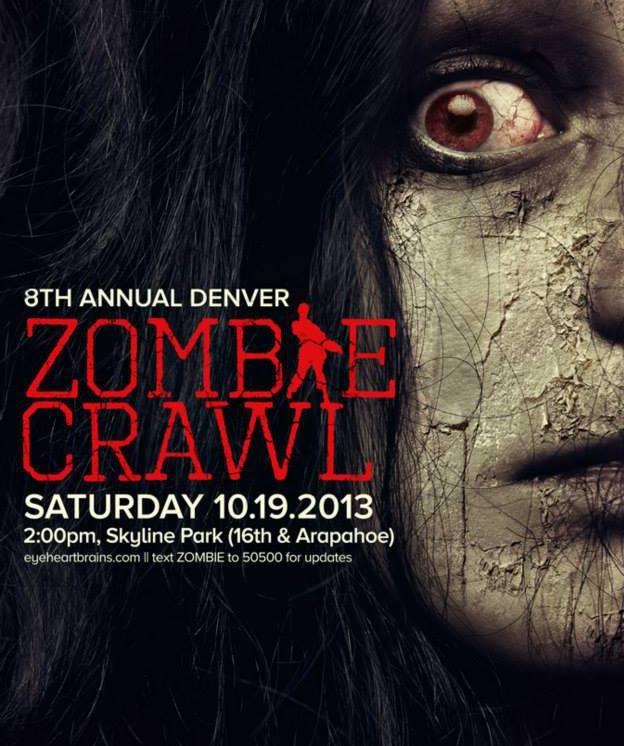 Denver - Zombie Crawl 2013 - How'd it go?