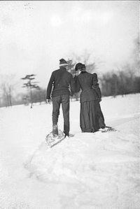 1907 snowshoe