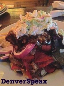 southern pork nachos