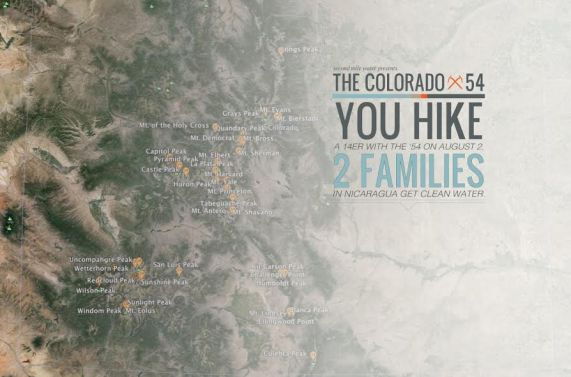 you hike two families