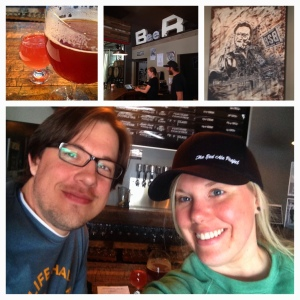 Black Shirt Brewing Secret Beer Society