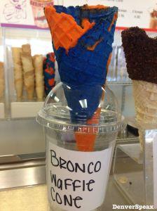 bronco cone