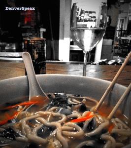 udon & wine